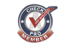 Check Pre-Qualified Pro Member - logo
